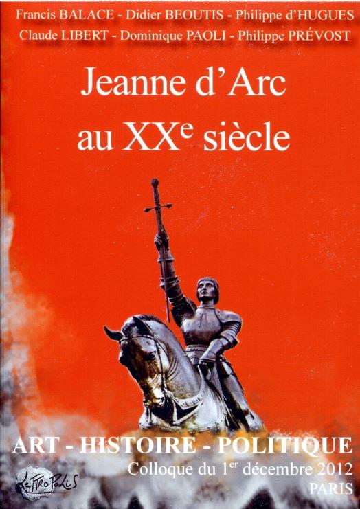 DVD Colloque Jeanne d'Arc